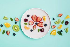 Family Nutrition fruit platter - Carrie Temple Nutrition